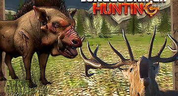 Jungle sniper hunting 3d