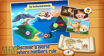 Monkey math free - kids games