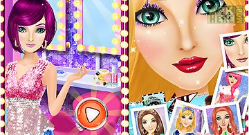 My makeup salon 2 – girls game