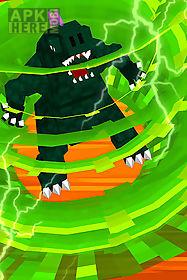 smashy city: monster battles