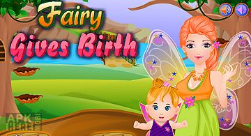 Fairy gives birth