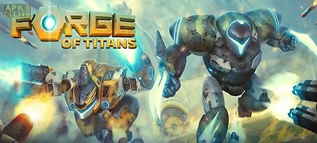 forge of titans