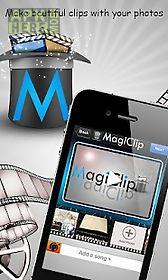 magiclip - slideshow editor