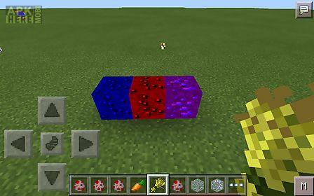 ... PokeCraft Minecraft mod ...