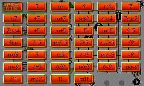 All of chords for guitar for Android free download at Apk Here store ...