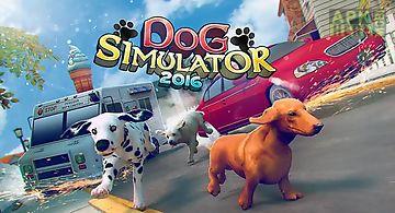 Dog simulator 2016