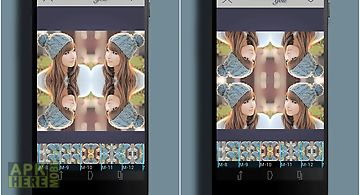 Mirror you : photo effects
