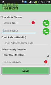 Sim tracker for Android free download at Apk Here store
