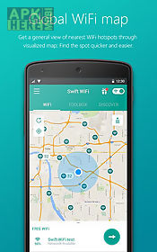 swift wifi:global wifi sharing
