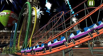 Vr crazy rollercoaster