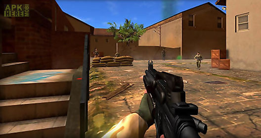 counter assault forces