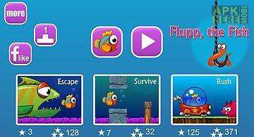 Flupp the fish