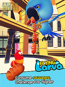 flying larva