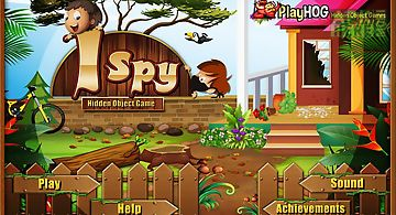 Free hidden object game - i spy