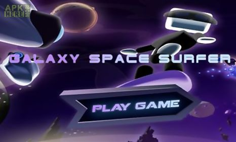 galaxy space surfer