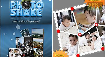 Photo shake!