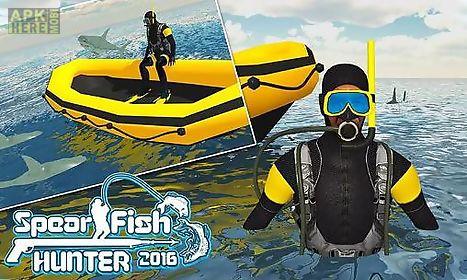 spear fish hunter 2016: scuba deep dive