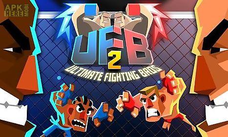 ufb 2: ultimate fighting bros