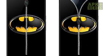 Batman lock screen