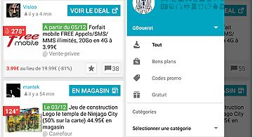 Dealabs: bon plan & code promo