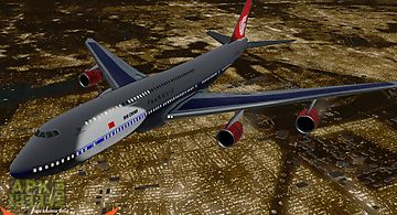 Flight simulator night ny free