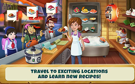 Kitchen scramble: cooking game for Android free download at Apk Here ...
