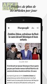 purepeople: actu & news people