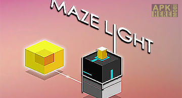 Maze light: power line puzzle