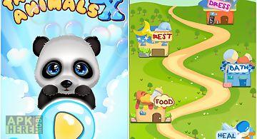 My virtual pet game