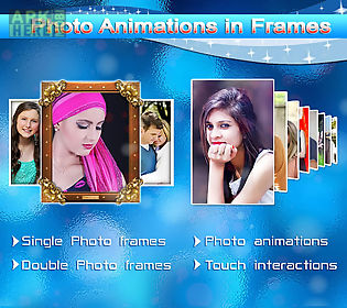 animated photos in frames