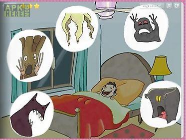 closet monster- kids storybook