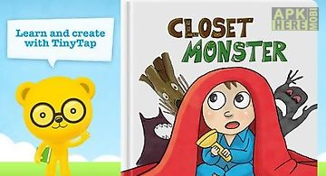 Closet monster- kids storybook