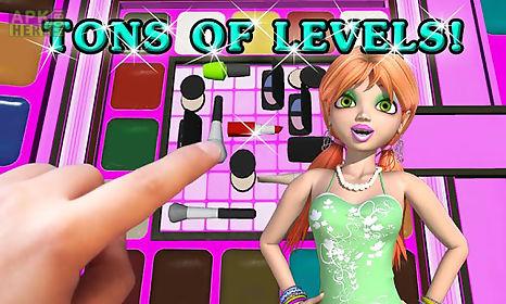 princess make up: unblock fun