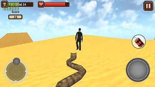 snake attack 3d simulator