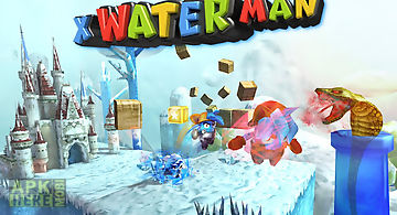 X waterman 3d