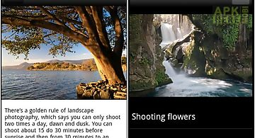 Dslr camera - photo guide free