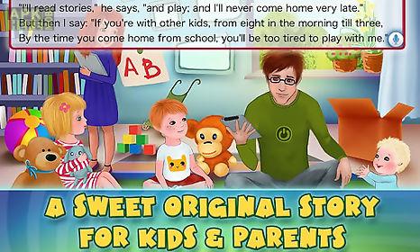 hi-tech dad family storybook