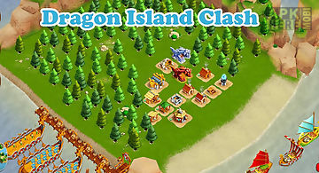 Dragon island clash