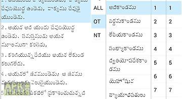 Telugu bible