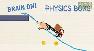 Brain on! physics boxs puzzles