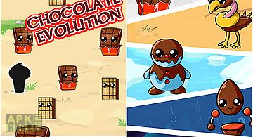 Chocolate evolution: idle tycoon..