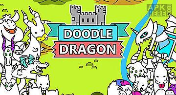 Doodle dragons: dragon warriors