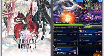 Final fantasybrave exvius