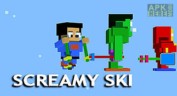 Screamy ski
