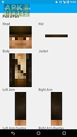 Skin Editor For Minecraft Pe For Android Free Download At Apk Here - Skin editor fur minecraft pe