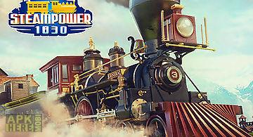 Steampower 1830: railroad tycoon