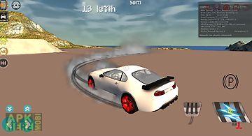 4x4 off-road driving 3d