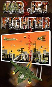 air jet fighter