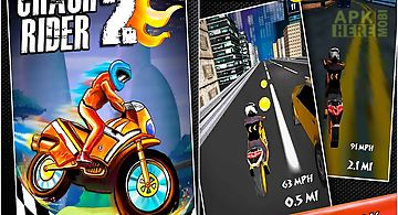 Crash rider 2: 3d bike racing