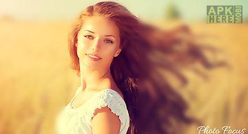 Photo focus effect